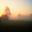 Wschód słońca w Kiermusach (w okolicach Narwi)