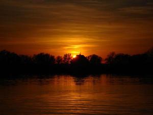 Poprostu zachód słońca